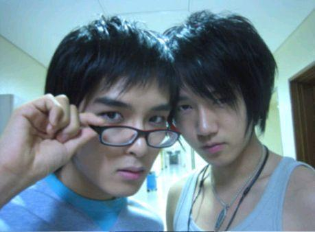 Yesung and Ryeowook
