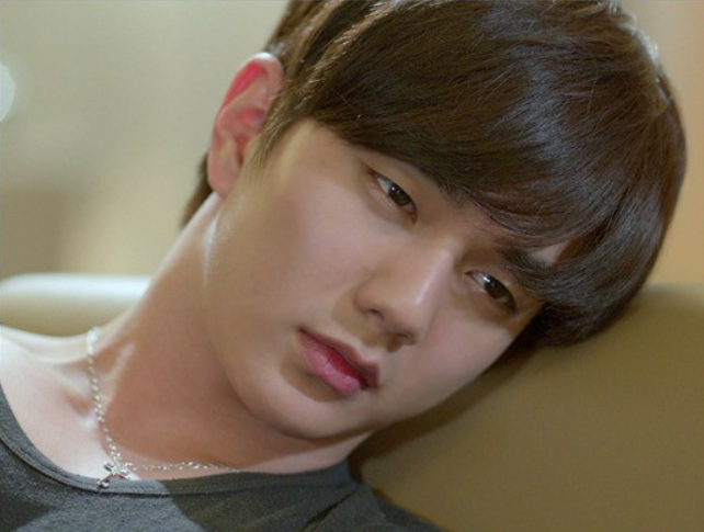 Yoo Seung Ho on I miss you