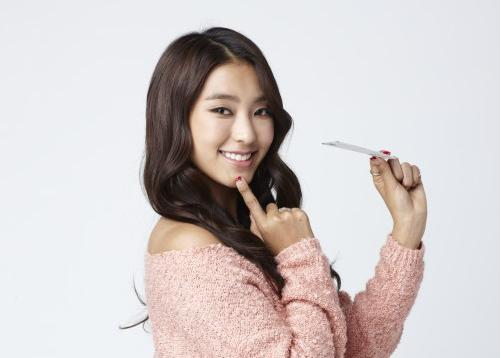 SISTAR's Bora Films First Solo CF