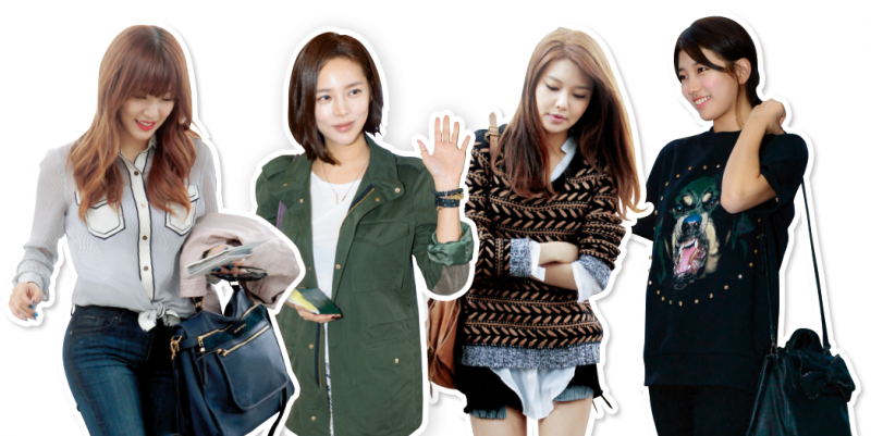[Ceci] Who? What? Wear? Celebrity Fall Fashion ft. Tiffany, Sooyoung, Suzy & More!