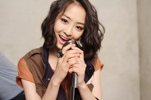 SISTAR's Dasom Reveals that She Is the Happiest Person in the World