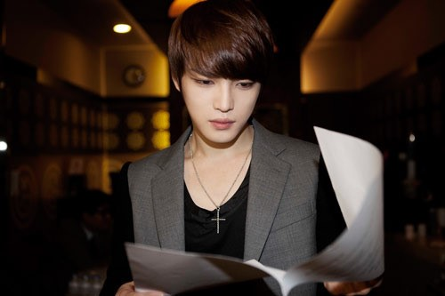 "Kim Jaejoong: ""I Thought 'The Jackal is Coming' Was Written For Me"""