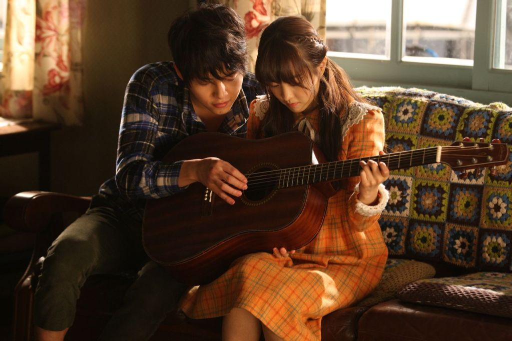 song joong ki and park bo young in wolf boy