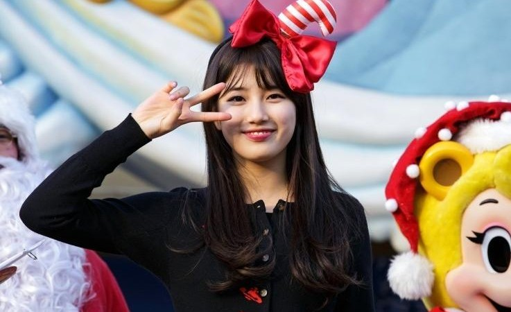 miss A's Suzy Wows with Her Voluptuous Look in Taiwan