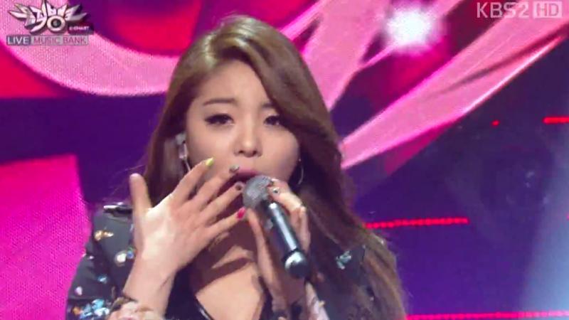 KBS Music Bank – 23 November, 2012