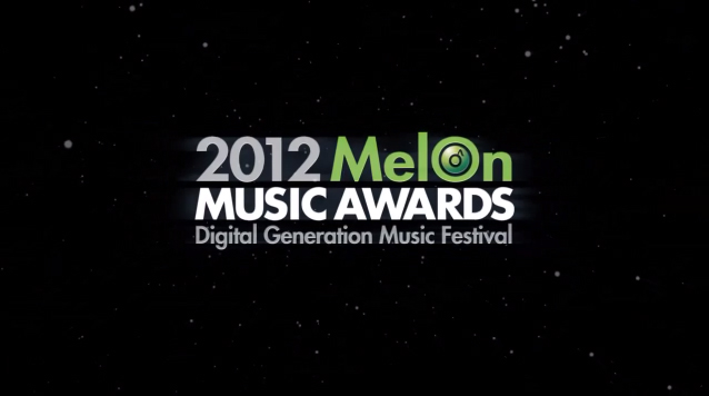 2012 Melon Music Awards Winners & Performances