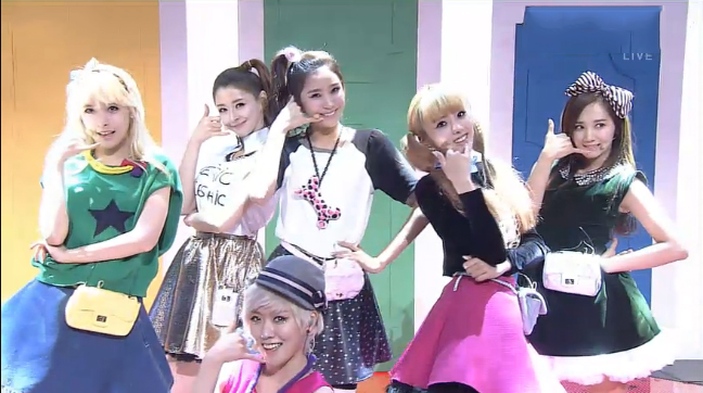 "Hello Venus Makes Their Inkigayo Comeback with ""What Are You Doing Today?"""