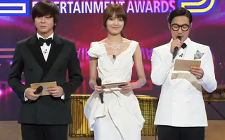 The Best 1 Minute from the 2012 SBS Entertainment Awards Goes to…