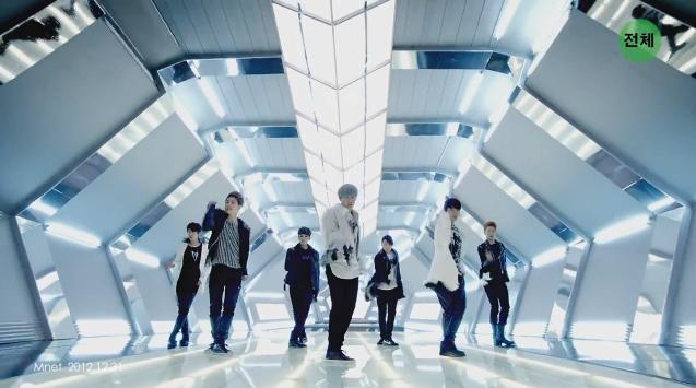 """Super Junior-M Releases MV Teaser for """"Break Down"""""""