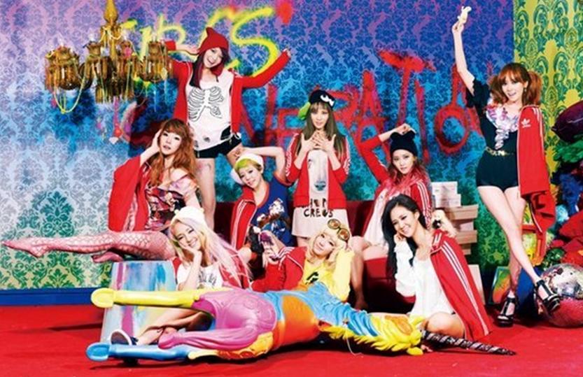 Girls' Generation group
