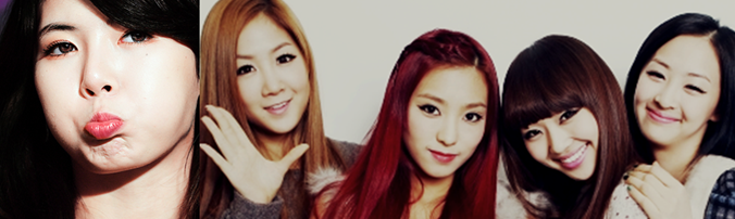 HyunA and SISTAR
