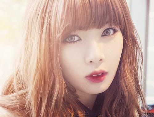 HyunA tumblr