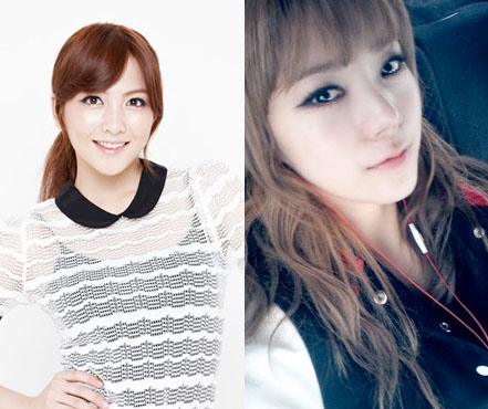 Kang Ji Young and Lizzy Wear Same Cute Outfit