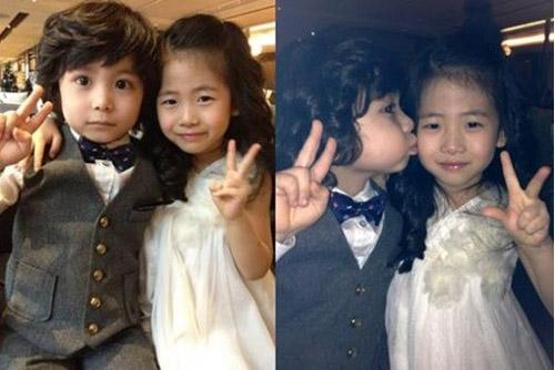 Moon Mason and Park Min Ha
