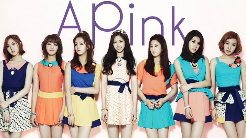 "APink Says Hi to Soompiers via ""Bomi's Pang Pang Radio Show"""