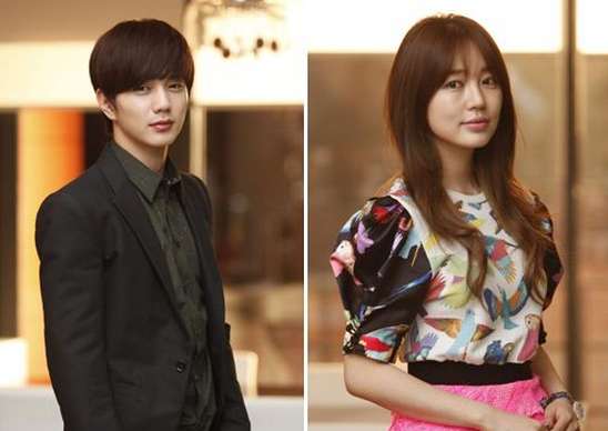 Yoo Seung Ho Names Yoon Eun Hye as the Best Co-Star He's Ever Worked With