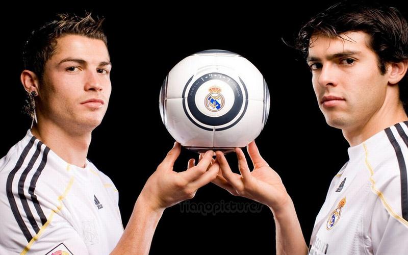 Ronaldo_with_KAKA__Real_Madrid