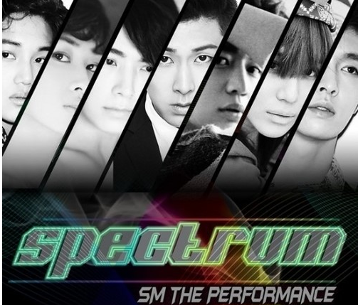 "SM Dance Unit ""SM The Performance"" Releases Digital Single ""Spectrum"""