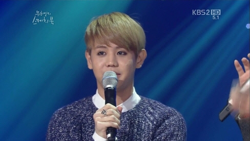 Weekly K-Pop Music Chart 2012 – December Week 3