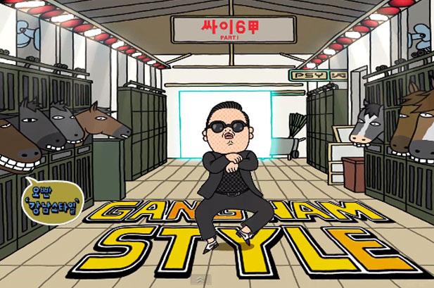 Top 11 Gangnam Style Parodies!