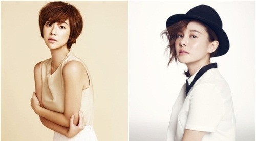 IVY and Hwang Jung Eum Hold a Bazaar to Help the Needy