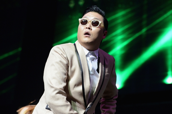 PSY Earns Huge Money on YouTube