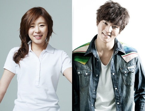 """Stills of Joo Won and Choi Kang Hee from Upcoming Drama """"7th Level Civil Servant"""""""