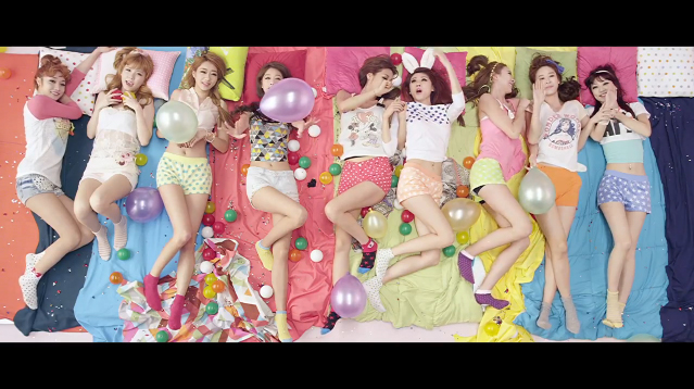 "Nine Muses Releases Comeback MV Teaser for ""Dolls"""