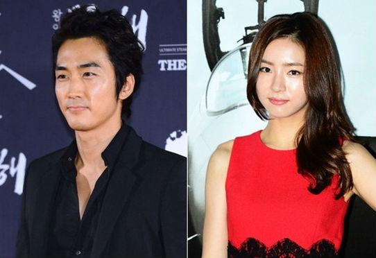 """Song Seung Hun Confirmed for """"When A Man Loves,"""" Shin Se Kyung Still Deciding"""