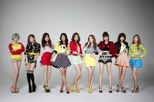 Weekly K-Pop Music Chart 2013 – January Week 4