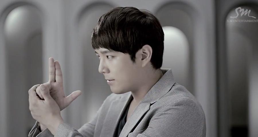 Super Junior Kang In Spy