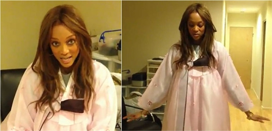 Tyra Banks Wishes Everyone A Happy New Year In A Traditional Hanbok