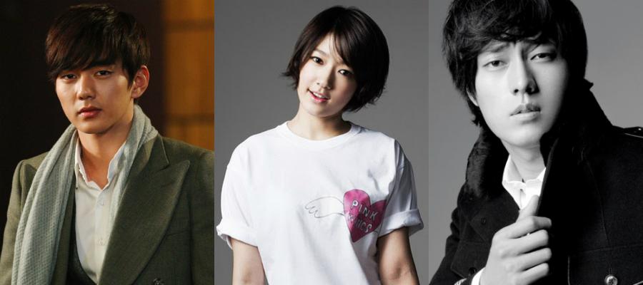 Yoo Seung Ho Park Shin Hye So Ji Sub