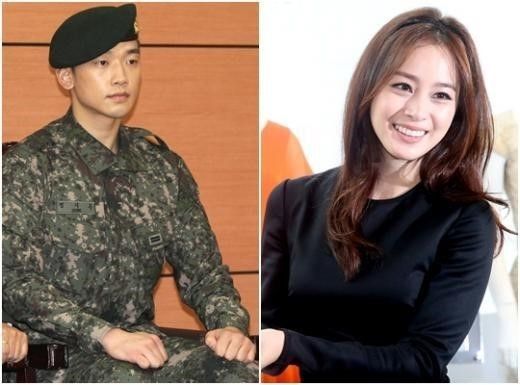 kim tae hee and rain relationship