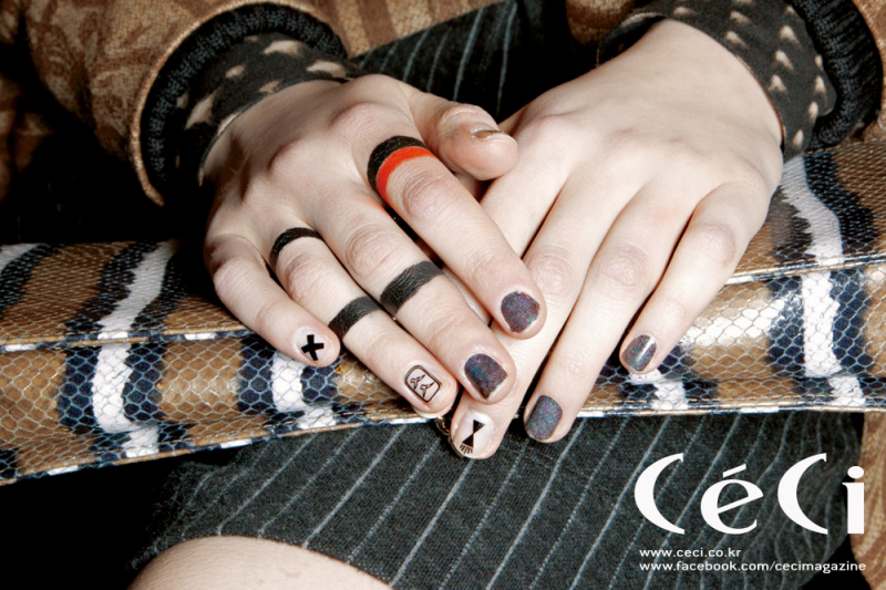 [Ceci] Star's Beauty Weapon: Nail Polish Edition ft. Tiffany, Suzy and More!