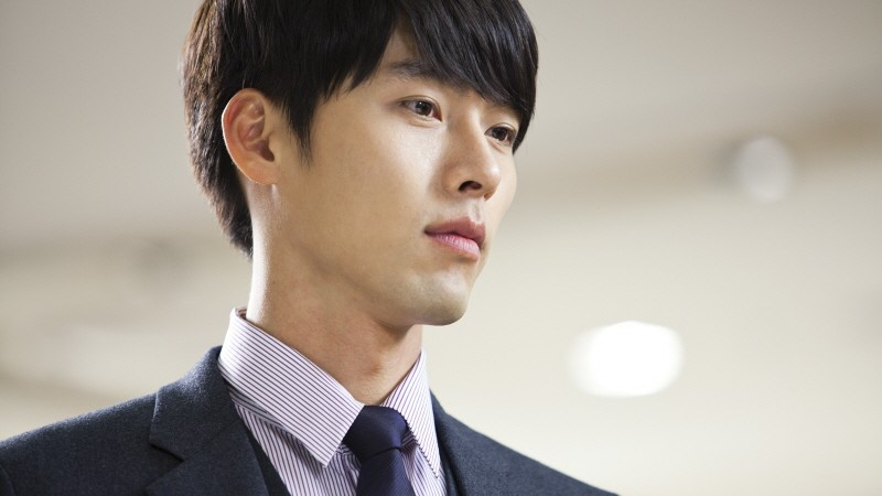 Hyun Bin Snags a Coffee CF