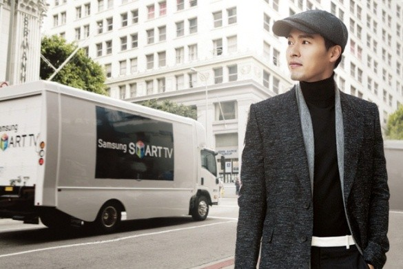 Hyun Bin's Newest CF Hits the Airwaves