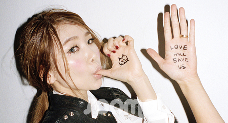 [Exclusive] Submit Your Questions to JeA and Win Her Signed Solo Album!