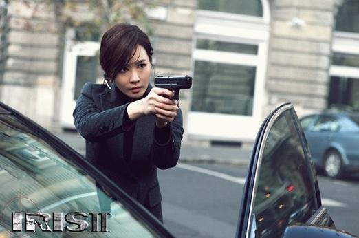 """IRIS 2"" Releases New Stills of Lee Da Hae"