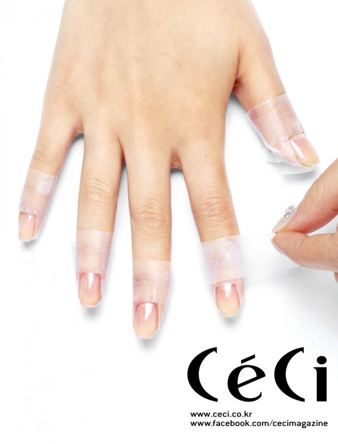 Kpop Star Nail Art : Ceci star s beauty weapon nail polish edition ft tiffany suzy