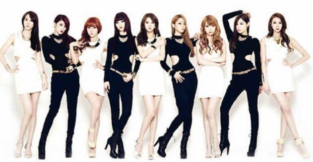 Nine Muses Members Show Incredible Flexibility Through Stretching