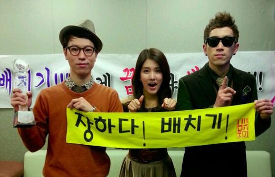 Mnet M! Countdown – January 31, 2013