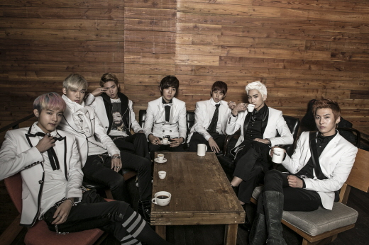 Rookie Group SPEED Thanks Fans with Picture