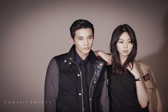 Won Bin and Kim Min Hee Reunite for Fashion Shoot