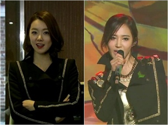 Who Wore It Better: So Yi Hyun vs. Girls' Generation's Yuri