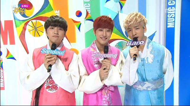 MBC Music Core 02.09.13