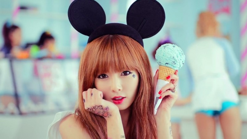 HyunA Becomes First K-Pop Star to Be Featured on Cover of British Magazine