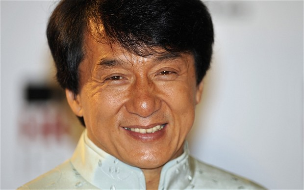 "Jackie Chan ""Korean Fan Asked Me to Sign Illegal DVD"""