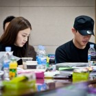 """Jang Ok Jung, Live in Love""Cast Gathered for First Script Practice"