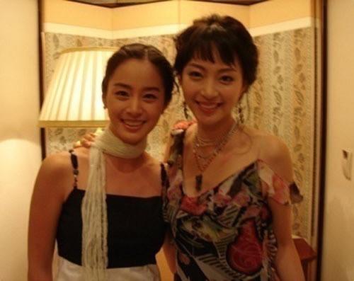 Kim Tae Hee and Han Ye Seul